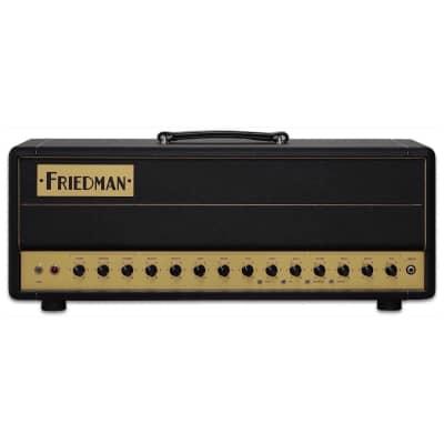 Friedman BE-50 Deluxe Guitar Amplifier Head (50 Watts) for sale