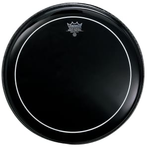 Remo Pinstripe Ebony Drum Head 10""