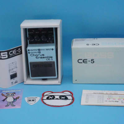 Boss CE-5 Chorus Ensemble w/Original Box | Fast Shipping!