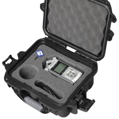 Gator Cases Waterproof Injection Molded Case for Zoom H4N