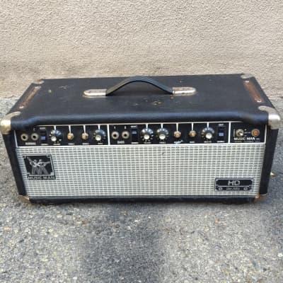 Music Man HD One Fifty 2-Channel 150-Watt Guitar Amp Head 1980 - 1984