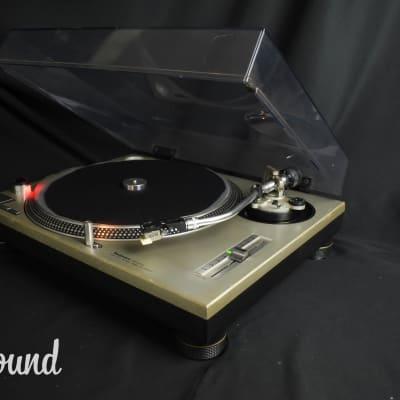 Technics SL-1200MK2 Silver Direct Drive DJ Turntable In Fair Condition