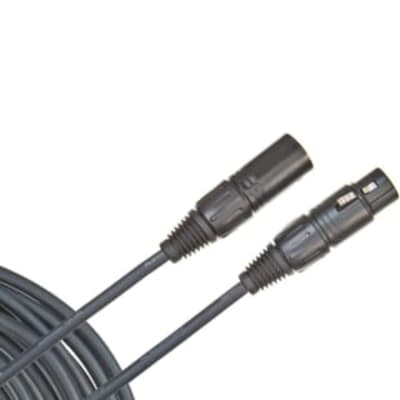 D'Addario Classic Series XLR Microphone Cable, 10 feet