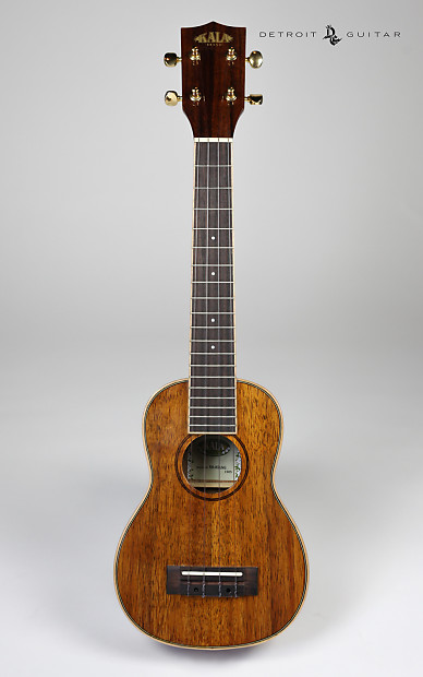 brand new kala ka kslng koa soprano long neck ukulele uke reverb. Black Bedroom Furniture Sets. Home Design Ideas