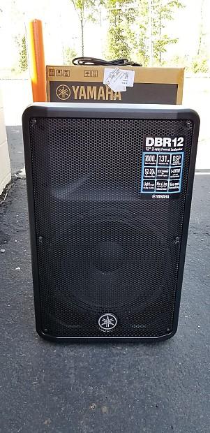 Yamaha DBR12 Powered Monitor Speaker | Vintage-Music | Reverb