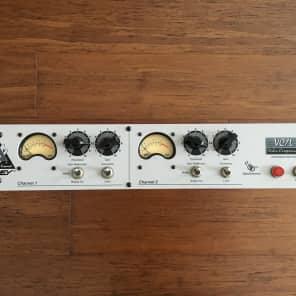 Peavey VC/L-2 2-Channel Tube Compressor / Limiter