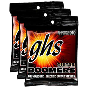 GHS GBL Boomers 10-46 (3 Pack Bundle)