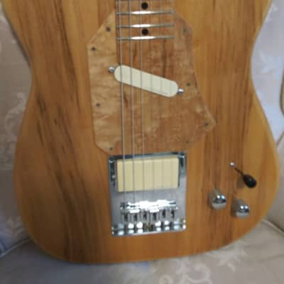 Broadway  Telecaster style custom luthier made Natural for sale