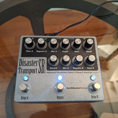 EarthQuaker Devices Disaster Transport SR Excellent Condition and Sound
