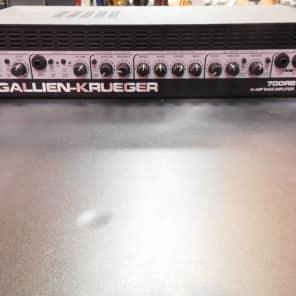 Gallien-Krueger 700RB 450-Watt Biamp Bass Amp Head