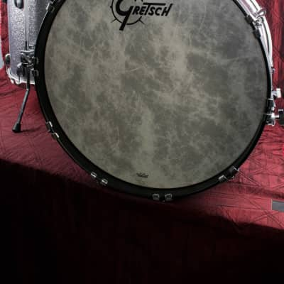 NEW! 2013 130TH ANNIVERSARY GRETSCH USA BROOKLYN LIMITED IN PEWTER SPARKLE!