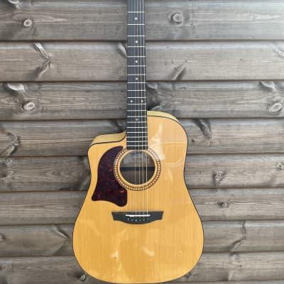 Garrison G25-LCE Electro Acoustic Guitar - Left Handed for sale