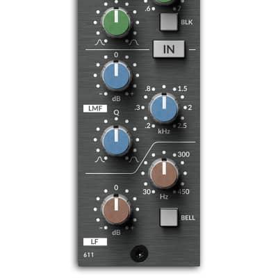 Solid State Logic 729720 X2 500 Series E Eq Module
