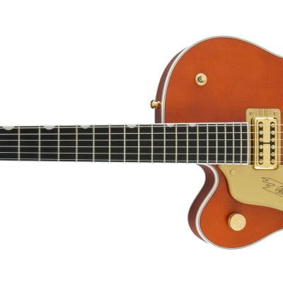 Gretsch G6120TLH Players Edition Nashville with String-Thru Bigsby Left-Handed