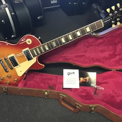 2014 Gibson Les Paul Traditional 120th Anniversary Cherry Sunburst