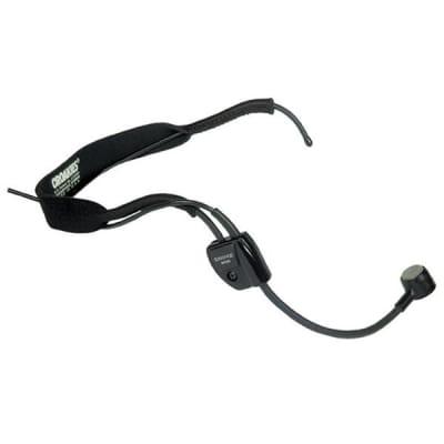Shure WH20XLR Headworn Cardioid Dynamic Microphone