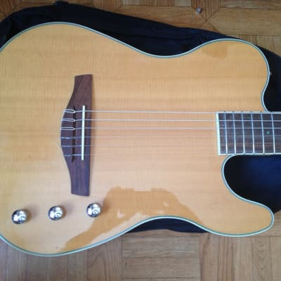 2011 Antique Noel Telecaster Multiac style  with bag for sale