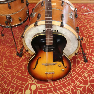 Gibson Vintage Gibson 60's ES-125T Hollow Body Electric Guitar
