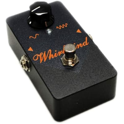 Whirlwind Rochester Series Orange Box Vintage-styled Phaser Effects Pedal for sale