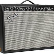 Fender '65 Reissue Deluxe Reverb 2000s Blackface image