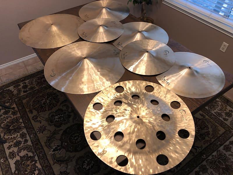 dream cymbals 15 hats 17 crash 18 paper thin crash 22 reverb. Black Bedroom Furniture Sets. Home Design Ideas
