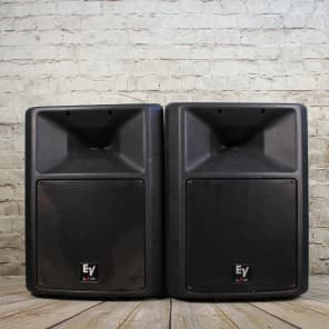 "Electro-Voice SxA100+ 2-Way Full Range 12"" Powered Speaker Pair"