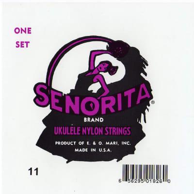 LaBella Ukulele Strings No. 11 Soprano