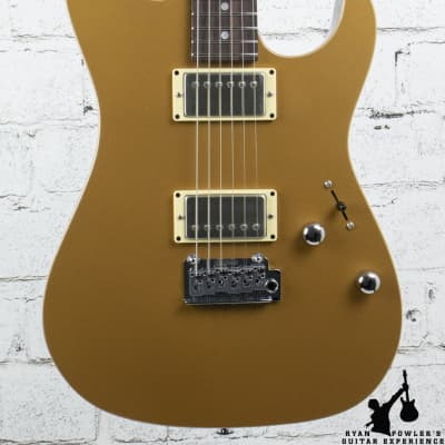 Suhr 01-SIG-0008 Pete Thorn Signature Series Vintage Gold for sale