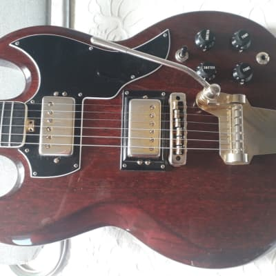 Gherson SG  made in Italy 1973 mahogany for sale