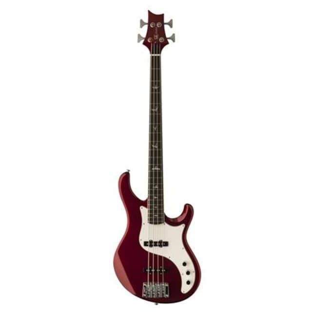 PRS SE Kestral 4 String Bass Red Metallic image