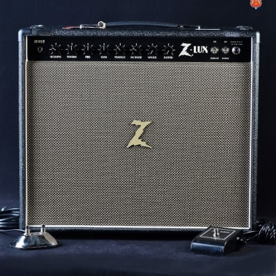 Dr Z Z-Lux 1x12 Combo Black / Tan Grill for sale