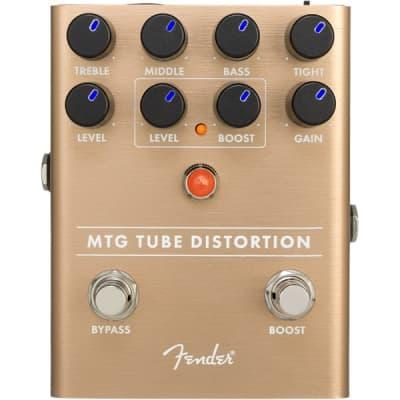 Fender MTG Tube Distortion Pedal, B-Stock for sale