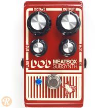 DigiTech DOD Meatbox Sub Synth Reissue image