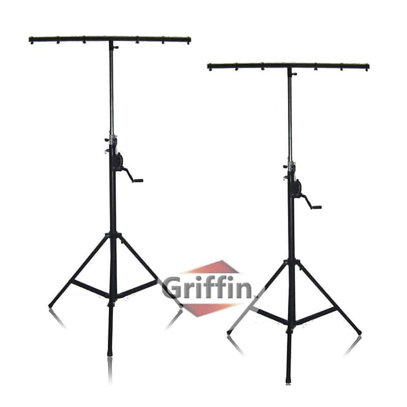 Crank Up Truss Lighting Stands Stage Light Mount Trussing Speaker System Pa Dj