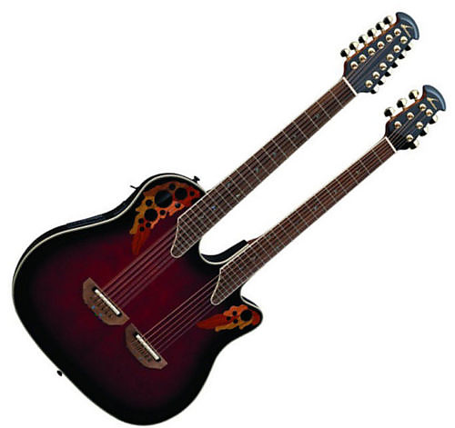 Ovation celebrity deluxe flame