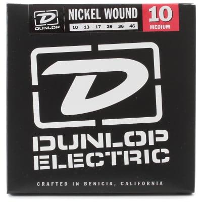 Dunlop DEN Nickel Wound Electric Guitar Strings - 10-46