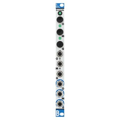 BASTL Instruments LOL Performative Mute Module