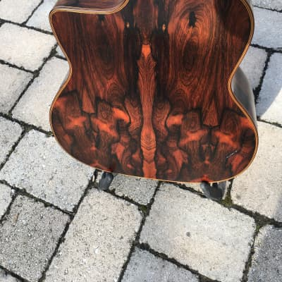 AJL gypsy jazz guitar XO 2017 Natural for sale
