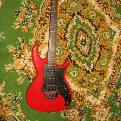 Aria Pro II RS Wildcat II Fiery Red
