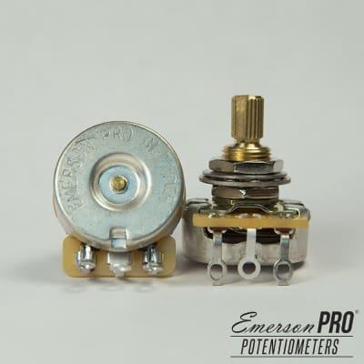 """Emerson Custom 250K Short Shaft (3/8"""") Blender Pot image"""