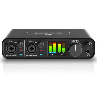 MOTU M2 USB-C Audio Interface