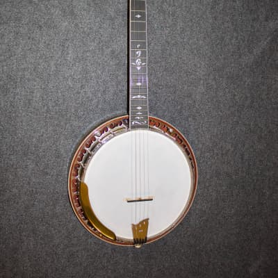 Ome Professional Sweetgrass Resonator Banjo - New No. 6839 for sale