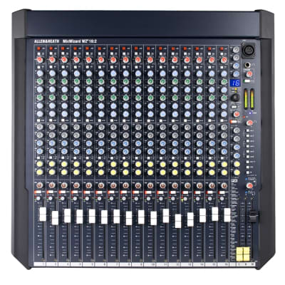 Allen & Heath MixWizard4 16:2 Mixer