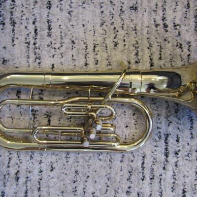 OLDS Ambassador Euphonium - MINT - Vintage - 1980 - Brass - Case