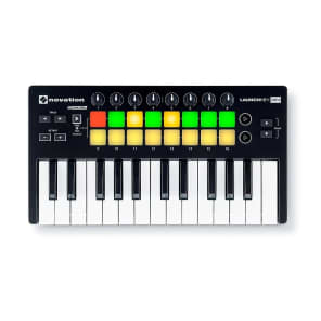 Novation LaunchKey Mini Keyboard Controller
