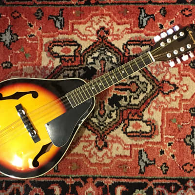 Harmony M100 Sunburst for sale