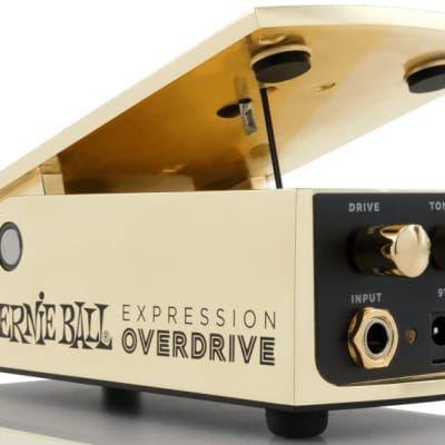 Ernie Ball Expression Overdrive Pedal for sale