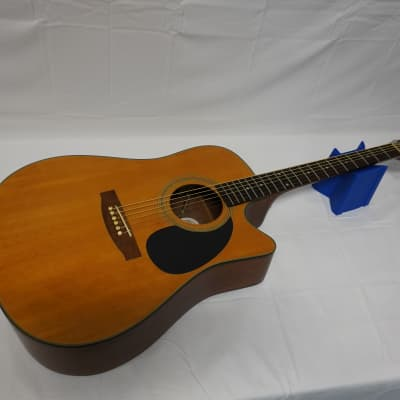 Charvel Jackson 550CE Acoustic Electric Guitar W/ EQ 1996 Natural Cutaway 1990s | Needs work | for sale
