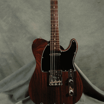Fender Rosewood Telecaster 2007 Custom Shop Limited Release Georges Harrison for sale
