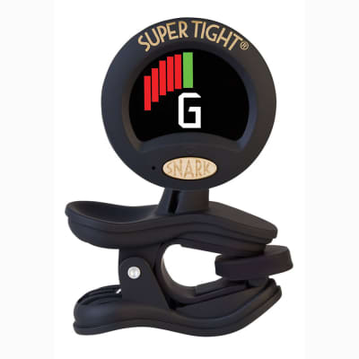 Snark ST-8 Super Tight Clip-On Chromatic Tuner